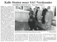 SN 2003-03 neuer Vorsitzender