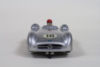 Carrera Silberpfeil W196 Stromlinie - 1966