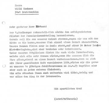 1973 Ehrenmitglied Kauhsen